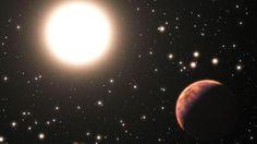 Planeta orbita alrededor de sol gemelo