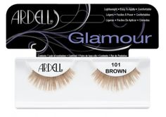 Ardell DURALASH Black lashes are designed for easy application. Ardell Natural Lashes are made from human hair. Closest thing to your natural lashes. Much more cost efficient than eyelash extensions. Ardell Eyelashes, Fake Eyelashes, Wispy Lashes, Long Lashes, False Lashes, Deer Makeup, Artistic Make Up, Glamour, Hair