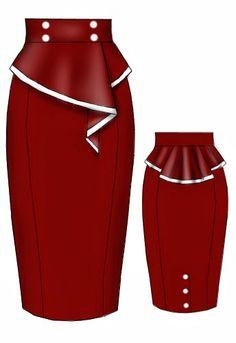 Blueberry Hill Fashions : Rockabilly Peplum Dress designs By:www. Look Rockabilly, Rockabilly Outfits, Rockabilly Fashion, Retro Outfits, Retro Fashion, Vintage Fashion, Rockabilly Clothing, Retro Clothing, Fashion Sets