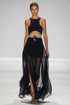 #NYFW - Runway: Mara Hoffman Spring 2014 Ready-to-Wear Collection #marahoffman
