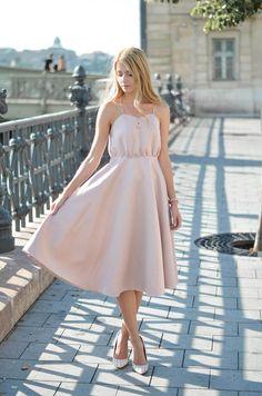 Dress – Chicwish / Shoes – Zara / Necklace – Thomas Sabo / Watch – Thomas Sabo.