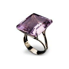 H. Stern Amethyst Ring