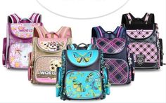 Cheap School Bags, Buy Directly from China Suppliers:Child School Bags Primary School Students Schoolbags Girls Female Kids Backpacks Mochila Infantil Cat Bow Girl Book Bag