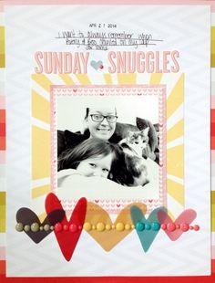 Sunday Snuggles by PunkyBear8210 at @studio_calico