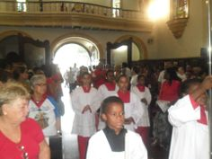 Festa de São Sebastião / Missa da Manhã (08:00hrs)