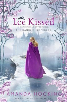 Ice Kissed (Kanin Chronicles #2) by Amanda Hocking