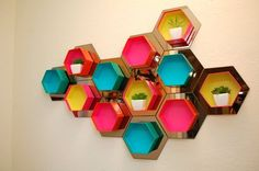Shapely Shelves: 7 DIY Projects for Shelves With Unique Shapes