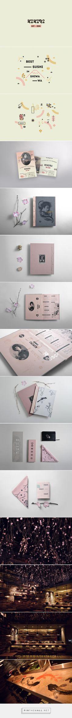 Kokoro Kitzen - Estudio Yeyé ® Smart & Beautyy... - a grouped images picture…