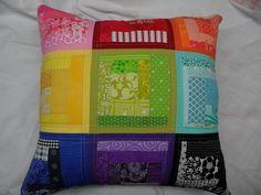 Blueberry Patch: A few pillows!