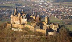 Los castillos más atractivos del mundo - Castillo Hohenzollern