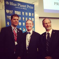 Prof. Thomas Lovejoy, announced as winner of the 2012 Blue Planet Prize (Nobel's equivalent in the environmental sciences) during the Rio+20 conference. How can Mason attract more world-class thought leaders with worldwide impact?