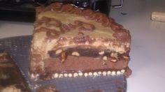 Take 5 layered mousse cake