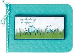 """Happy Birthday! Party Animal"" in our Spring 2012 issue!"