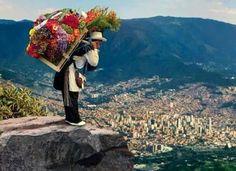 Cuando pasa un Silletero, es Antioquia la que pasa.