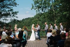 Weddings With A View Adventures On The Gorge In Southern West Virginia Ryan Zarichnak Newrivergorge Westvirginia Adventuresonthegorge Desti