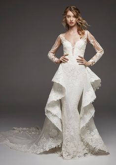 37f7c5c47bc2 40 Best Designer  Atelier Pronovias images in 2019