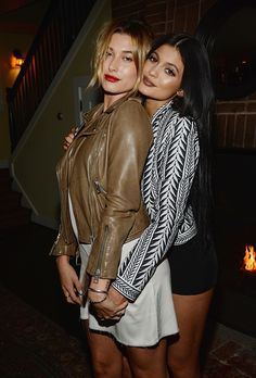IT GIRL Style: Hailey Baldwin x Kylie Jenner