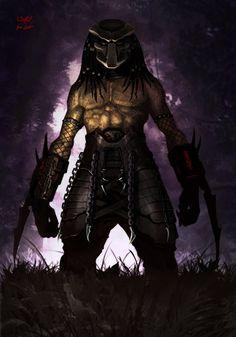 Predator - Yvan Quinet
