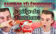 CANULAR TELEPHONIQUE : Je piege des Youtubeurs