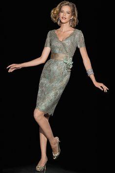 Vestido de madrina modelo 3372 by Teresa Ripoll   Boutique Clara