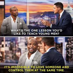 'Brooklyn Nine-Nine' Terry Crews Perfectly Articulates Why Sexual Assault Victims Don't Come Forward Terry Crews, Cultura General, Faith In Humanity Restored, All That Matters, We Are The World, Loving Someone, Humor, Life Lessons, Life Quotes