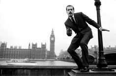 Lord Lucan IS James Bond