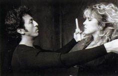 Stevie Nicks photo by Norman Seef