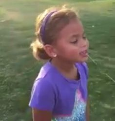VIDEO: OLYMPIC GOLD MEDALLIST EXPERTLY REMOVES DAUGHTER'S TOOTH WITH A JAVELIN #dumb #kids