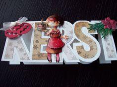 oma's kaartenhoekje: Kerst