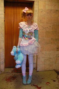 fairy kei ensemble