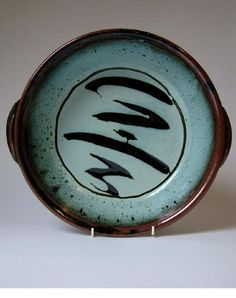 John Jelfs Large Stoneware Dish