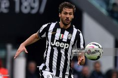 Fernando Llorente of Juventus FC in action during the Serie A match between Juventus FC and Genoa...