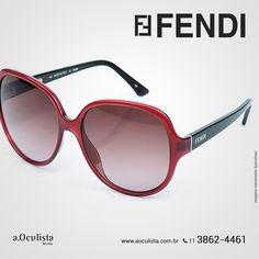 Já olhou nossa coleção de óculos de sol da Fendi? Não!? Então corre, menina!  É só acessar www.aoculista.com.br/fendi  Compre em Até 10x Sem Juros e frete grátis nas compras Acima de R$400,00  #fendi #glasses #oculosdesol #oculos #eyeglasses #aoculista