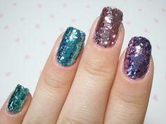 glitter*