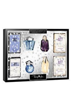 Thierry Mugler Angel Miniatures Set Christmas Gifts Boots