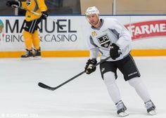 LA Kings Jeff Carter Will Represent Canada At 2014 Olympics In Sochi
