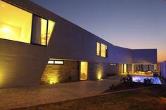 Casa Paracas by RRMR Arquitectos/on Paracas Bay, in the Ica Region of Peru