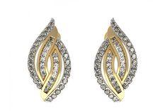 Buy Fancy #Diamond Half #Balis...........at #Jewelslane!!