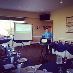 David Rousseau of Trillium Capital Partners educating San Diego Referral Network on financing commercial properties! #commercialproperty #investments #referralnetworking #networking #referrals #sdrefnet #riverwalkgolf #missionvalley