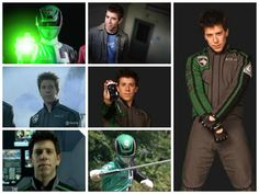 Bridge Carson-(B-Squad Green Ranger)