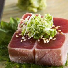 Recept za sashimi - japanski način pripreme sirove ribe.