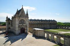 Capilla del Castillo de Vincennes