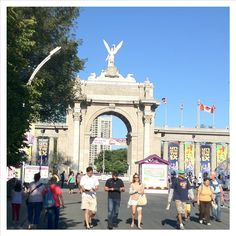 Good times today at the Canadian National Exhibition #CNE2012 #toronto