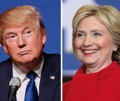 """""""Grab 'em by the policy"""" - What do #Trump and #Clinton stand for?"""
