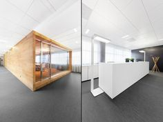 KKCG office by VRTIŠKA • ŽÁK, Prague – Czech Republic » Retail Design Blog