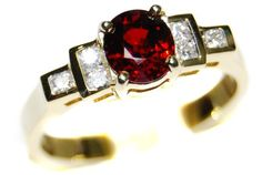 18K Yellow Gold Eternity Diamond Solitaire Ruby Ring [RS0... https://www.amazon.com/dp/B00BRJ12YQ/ref=cm_sw_r_pi_dp_VfQFxbH3TEP8Y