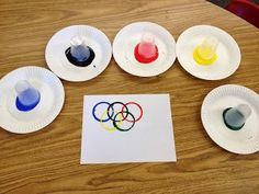 I Dig Pinterest: Olympic Games, Crafts, and Food for Kids                                                                                                                                                     Más