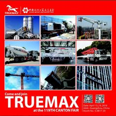 truemaxmachineryCome and visit TRUEMAX at the 119th CANTON FAIR   April…
