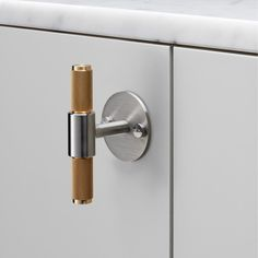 Buster and Punch have announced their new hardware collection which will  include an aesthetic array of door handles, knobs, cabinet pulls, pull  bars, T-bars and accessories.