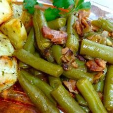 Sweet and Sour Green Beans IV Recipe